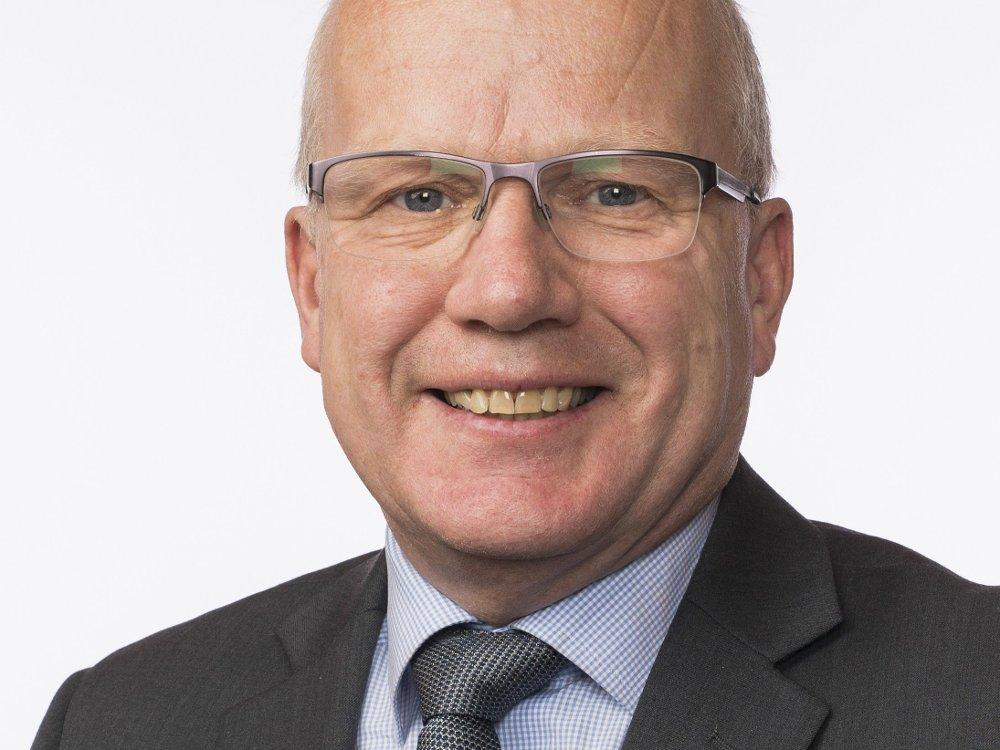 Klikk på bildet for å forstørre. Stortingsrepresentant Hårek Elvenes .