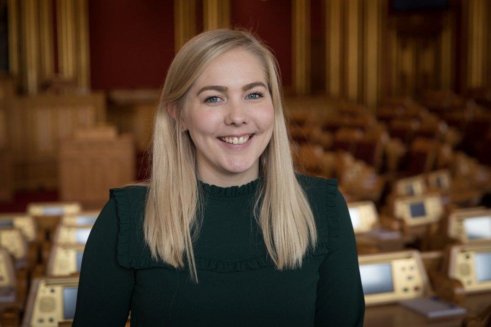 Klikk på bildet for å forstørre. Mari Holm Lønseth Stortingsrepresentant fra Sør-Trøndelag Høyre Medlem i Kommunal- og forvaltningskomiteen.