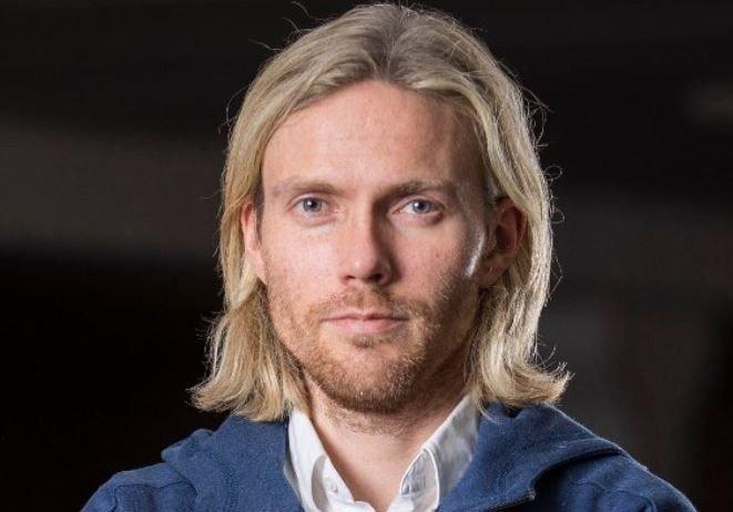 Klikk på bildet for å forstørre. KREFTSYK: Bjørn Einar Romøren (38) f