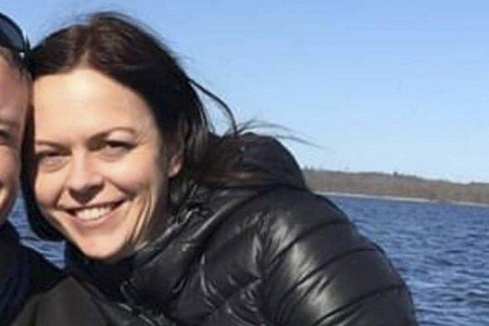 Klikk på bildet for å forstørre. 43-åringe Eirin Mikkelsen fra Bergen forsvant i svenske Landskrona på julaften. Hun og kjæresten hadde vært på et restaurantbesøk tidligere på kvelden.