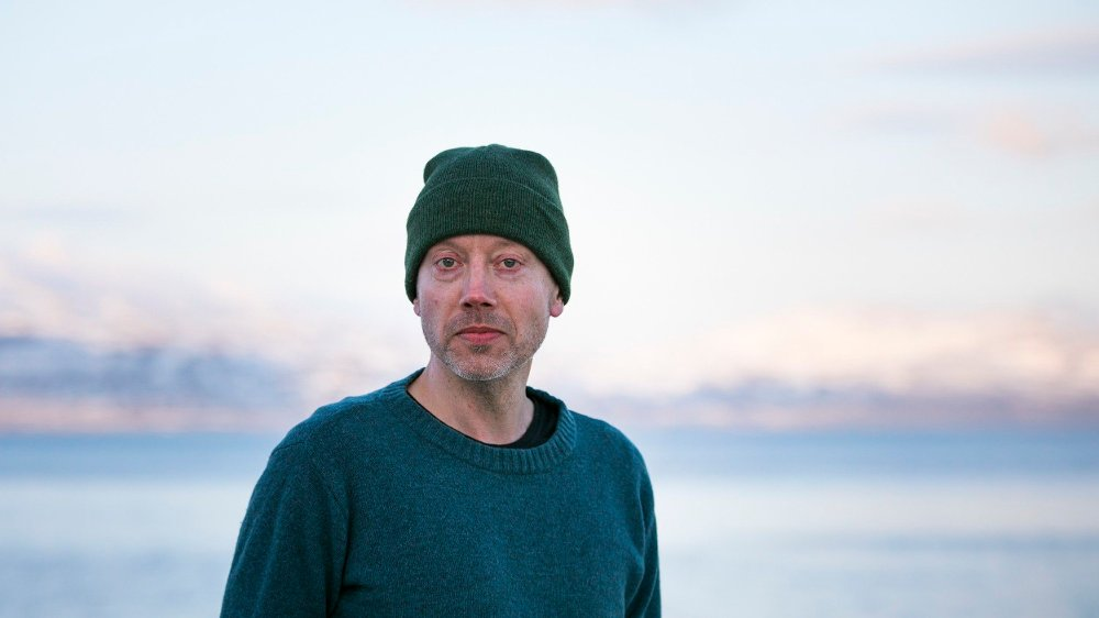Klikk på bildet for å forstørre. LEDER: Frode Pleym er nyslått leder i Greenpeace Norge.