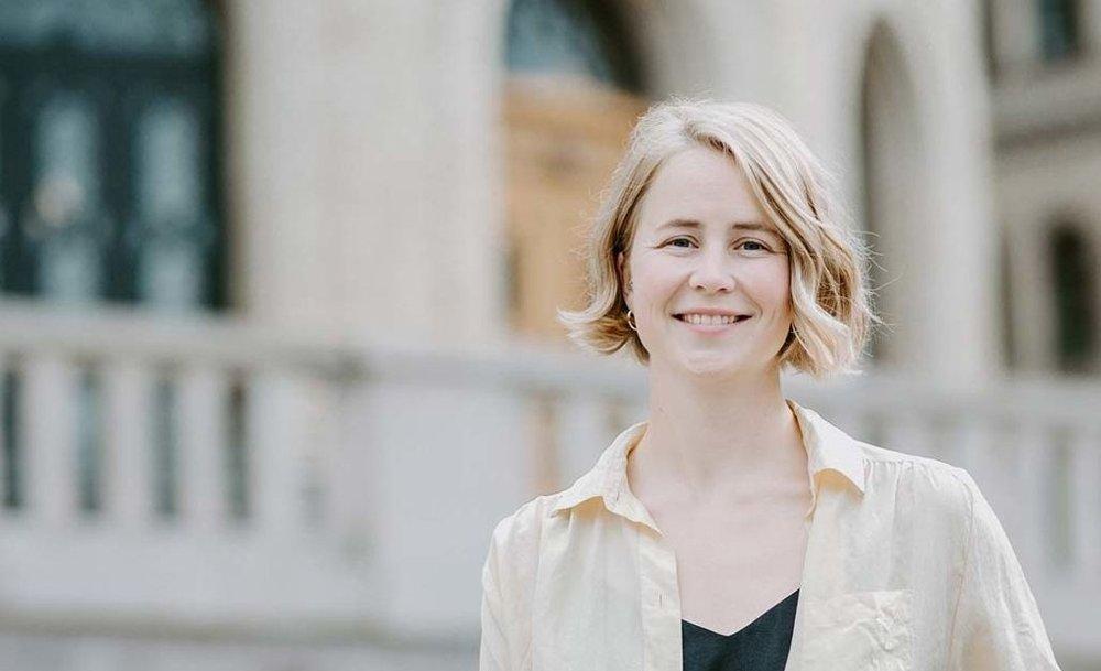 Klikk på bildet for å forstørre. ABSURD: - Det er en absurd situasjon, sier Anja Bakken Riise, leder i Framtiden i våre hender.
