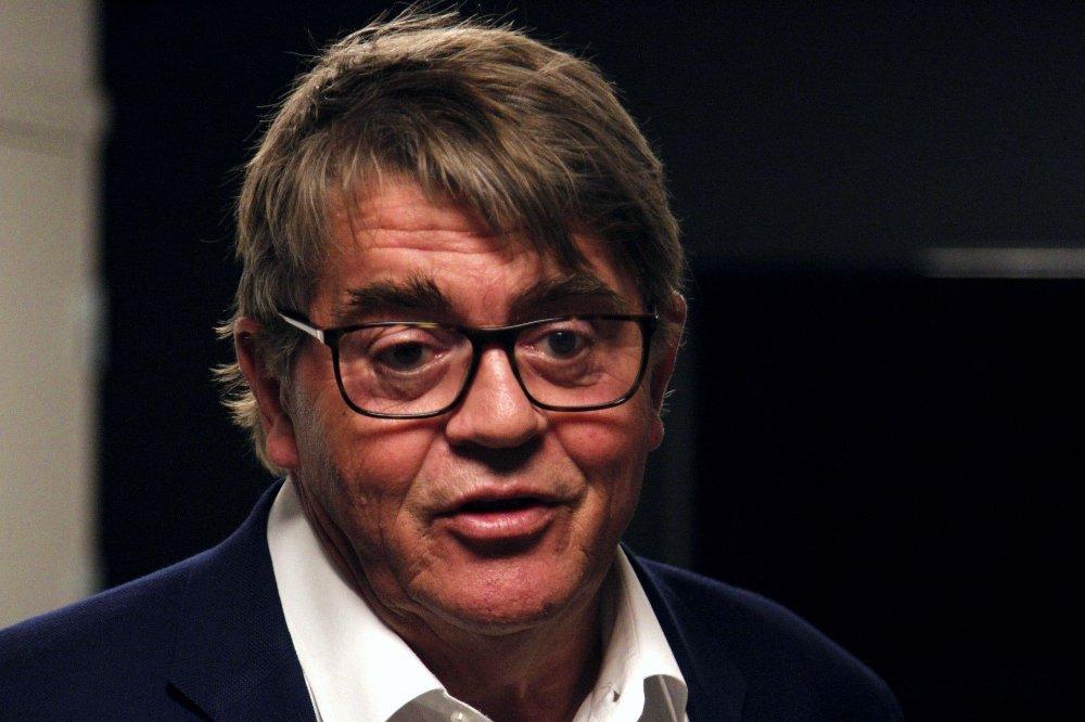 Klikk på bildet for å forstørre. Aksjemegler Jan Petter Sissener i januar 2020.