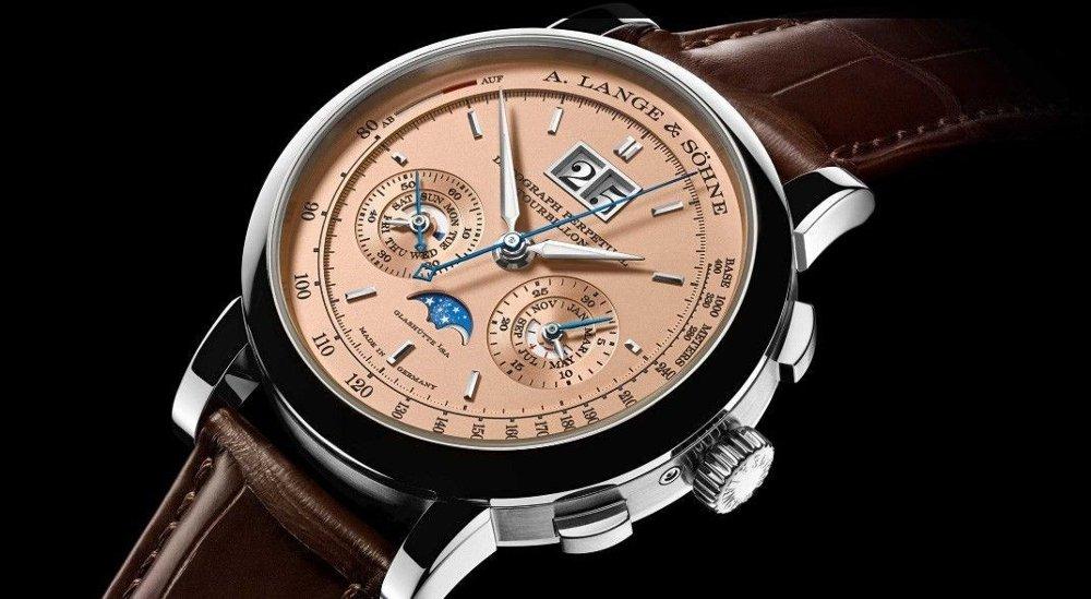 Klikk på bildet for å forstørre. A. Lange & Söhne Saxonia