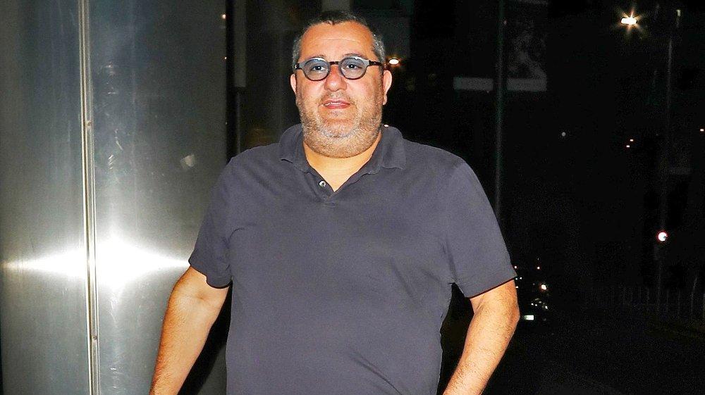 Klikk på bildet for å forstørre. JOBBER PÅ SPRENG: Mino Raiola er Paul Pogbas agent.