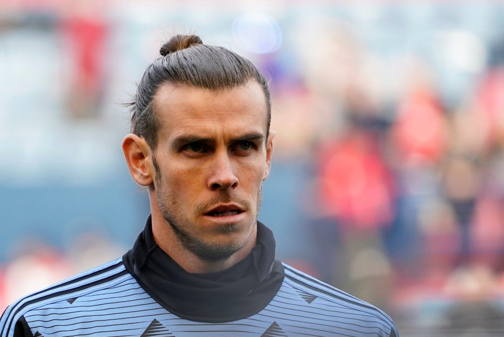 Klikk på bildet for å forstørre. NESTEN: Gareth Bales påståtte overgang til Kina skal ha stoppet i siste liten, ifølge Goal.com.
