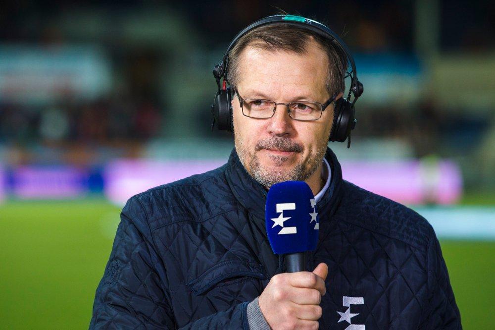 Klikk på bildet for å forstørre. FØLGER MED: Kjetil Rekdal var en nøkkelspiller for det norske landslaget på 90-tallet.