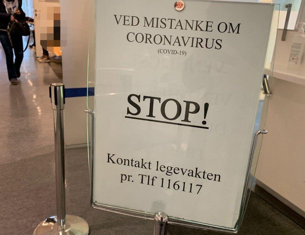 hvordan smitter coronaviruset