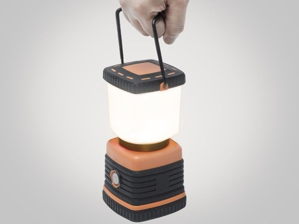 Klikk på bildet for å forstørre. campinglampe