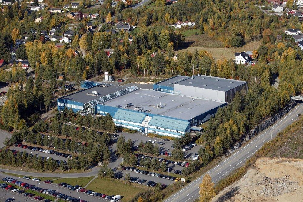 Klikk på bildet for å forstørre. MÅ PERMITTERE: Hapro Electronics har sendt ut permitteringsvarsel til samtlige 240 ansatte.