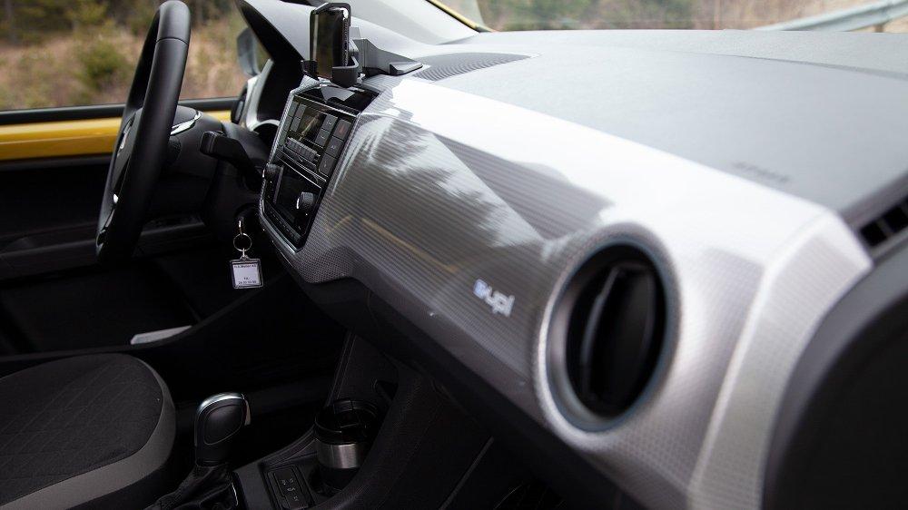 Klikk på bildet for å forstørre. VW e-Up Range