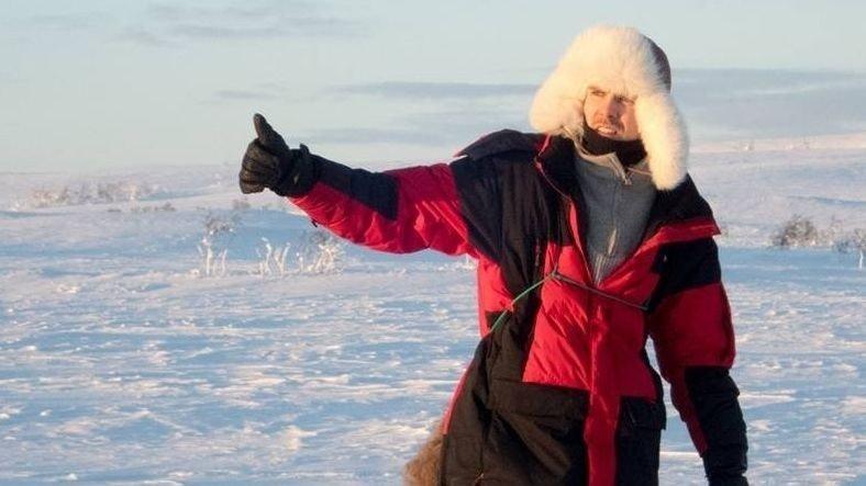 Klikk på bildet for å forstørre. KAN FÅ OPPSVING: – Dersom spredningen av coronaviruset varer lenge, tror jeg hele Nord-Norge kan få et skikkelig løft av nordmenn som vil feriere i eget land, sier Bram Bril, salgssjef i Sorrisniva.