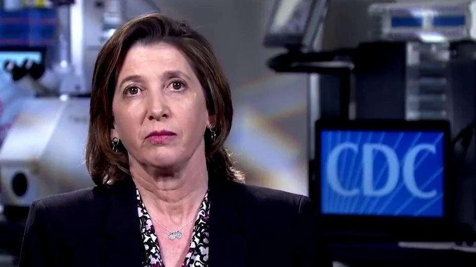 Klikk på bildet for å forstørre. legen Nancy Messonnier hos de amerikanske helsemyndighetene .
