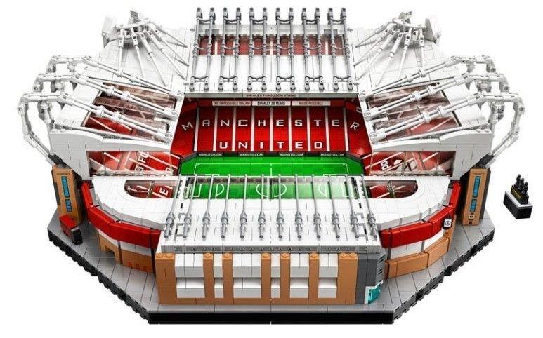 Klikk på bildet for å forstørre. Old Trafford