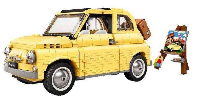 Klikk på bildet for å forstørre. Fiat 500