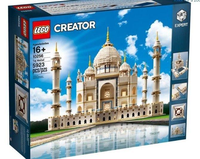 Klikk på bildet for å forstørre. Taj Mahal