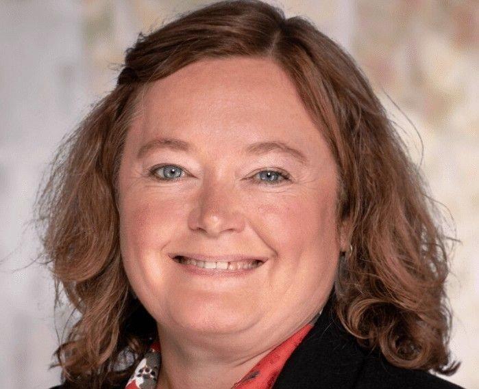 Klikk på bildet for å forstørre. Finanspolitisk talskvinne Anne Haabeth Rygg i Oslo Høyre.