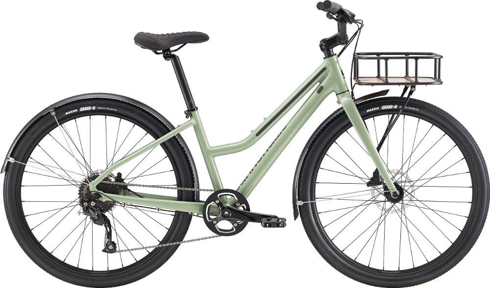 Klikk på bildet for å forstørre. Sykkel grønn