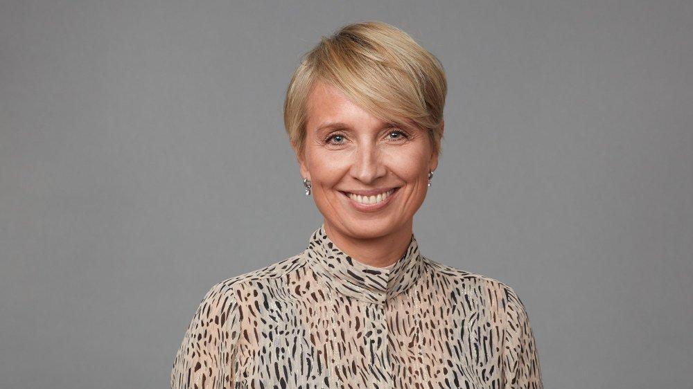 Klikk på bildet for å forstørre. XXX: sier kommunikasjonsdirektør Jeanette Christiansen i Statens pensjonskasse