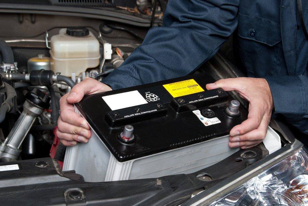 Klikk på bildet for å forstørre. Bruker du bilen din litt mindre akkurat nå bør du vurdere litt lading i ny og ne, og er batteriet gammelt nok kan det være lurt med et nytt.