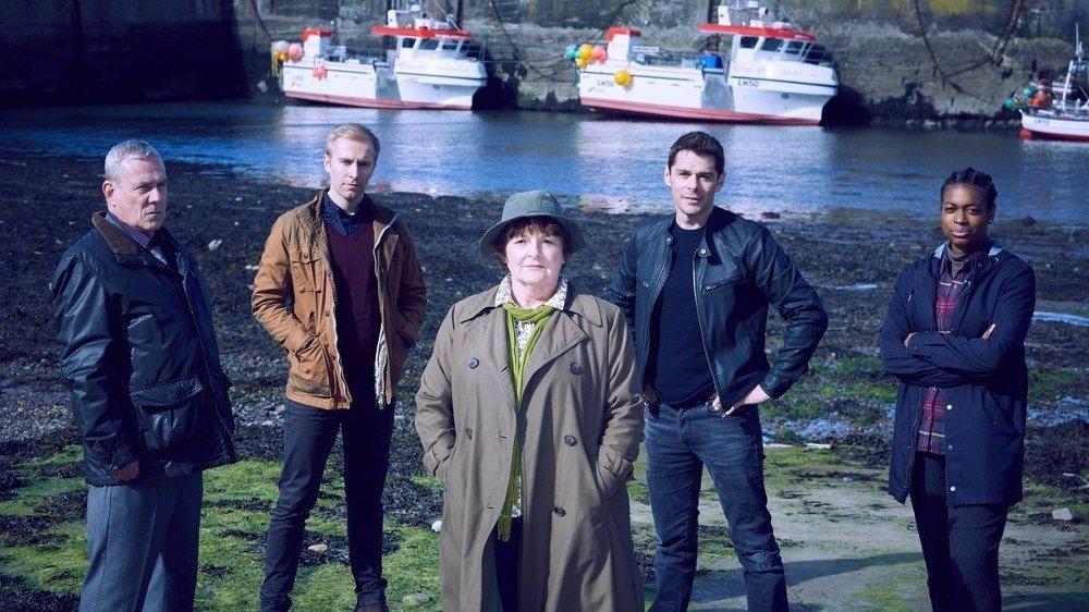 Klikk på bildet for å forstørre. Etterforskeren Vera og teamet hennes skal igjen etterforske mord i sesong 11 av den populære britiske serien.