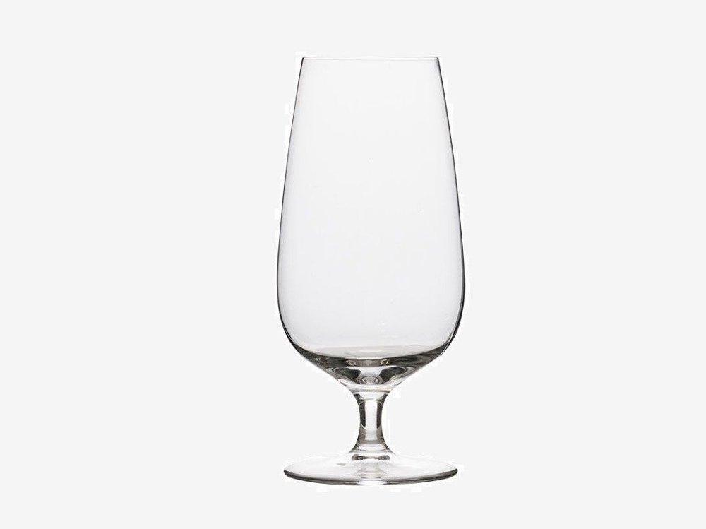 Klikk på bildet for å forstørre. Odysse ølglass 50CL 6PK fra Hadeland Glassverk