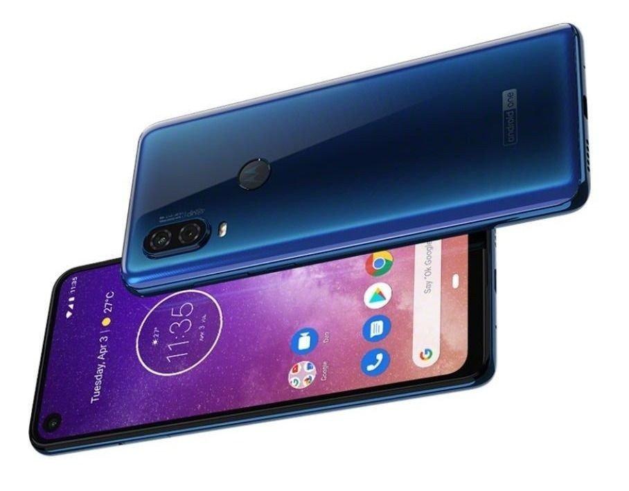 Klikk på bildet for å forstørre. Motorola One Vision