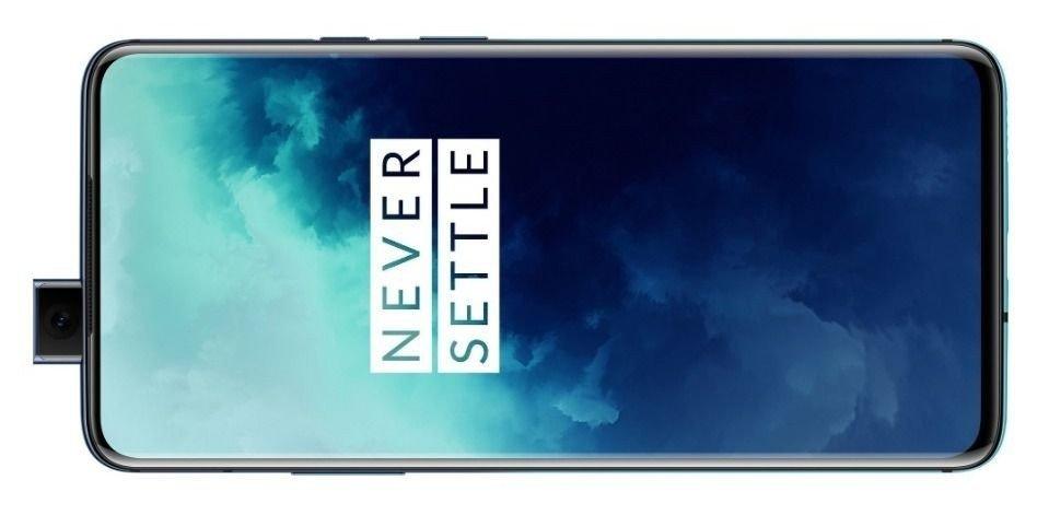 Klikk på bildet for å forstørre. OnePlus 7T Pro