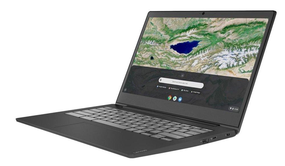 Klikk på bildet for å forstørre. Lenovo chromebook