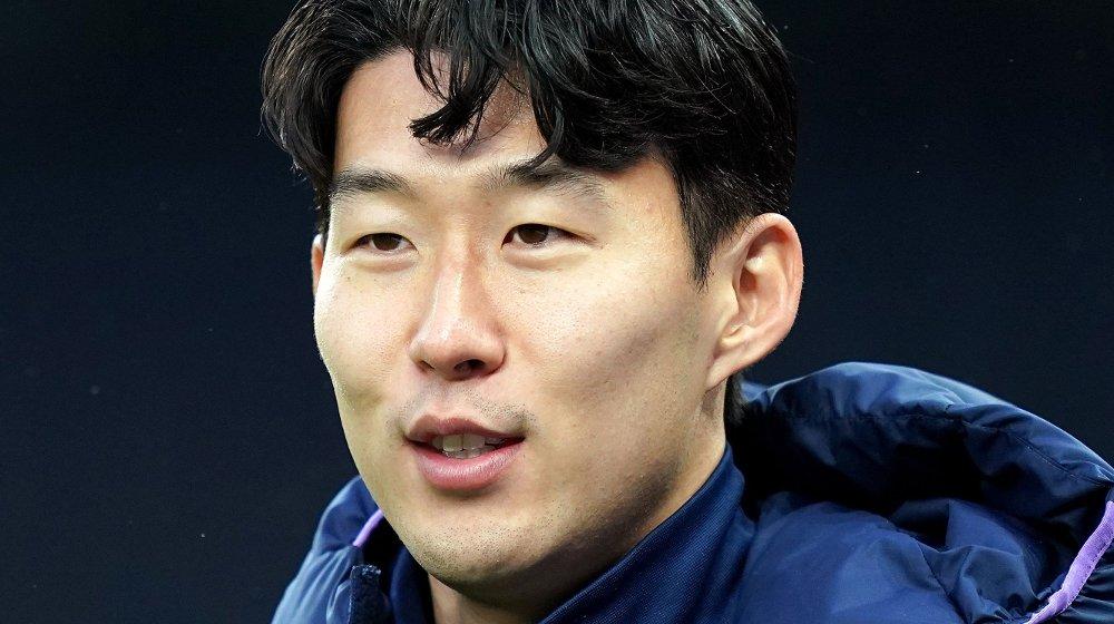 Klikk på bildet for å forstørre. I KOREA: Heung-min Son har allerede forlatt England og reist tilbake til hjemlandet.