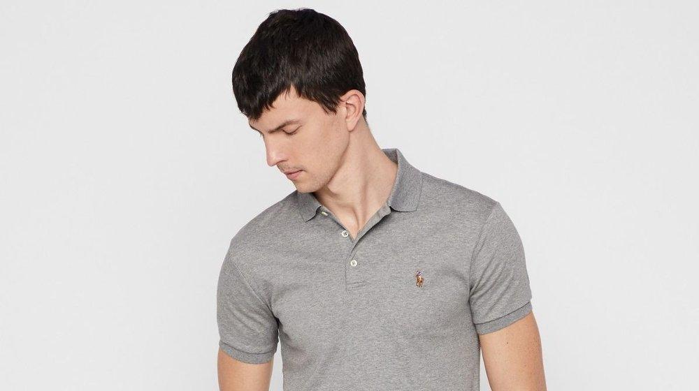 Klikk på bildet for å forstørre. Poloskjorte på salg.