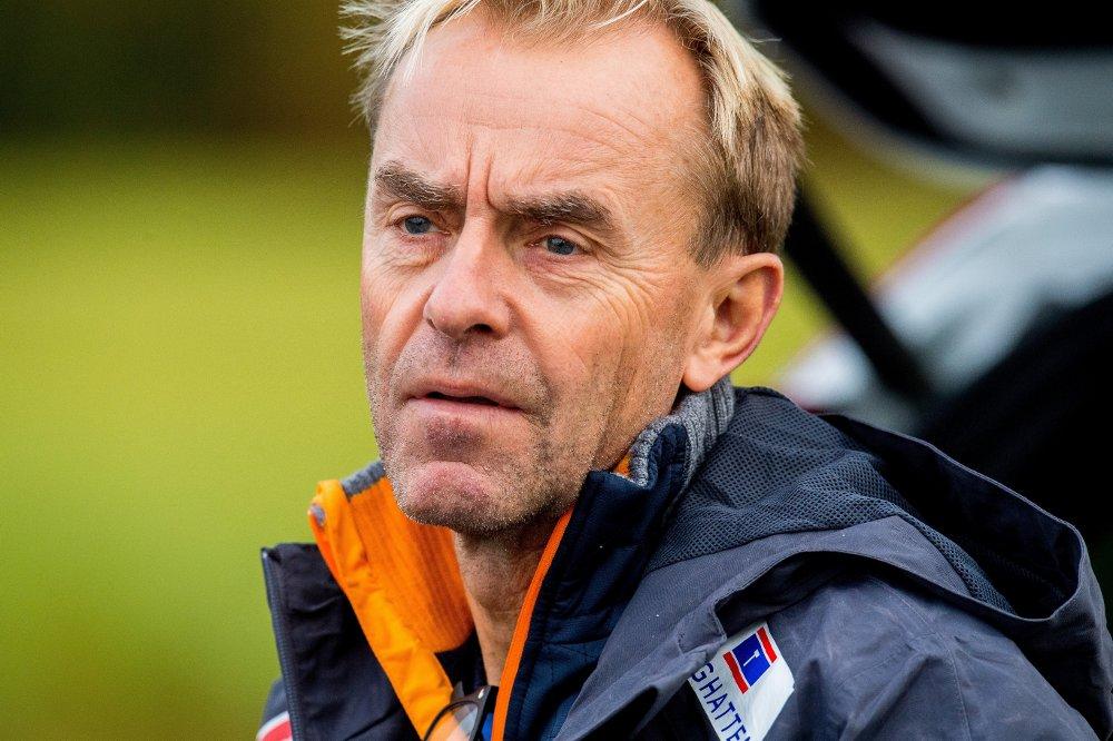Klikk på bildet for å forstørre. LANDSLAGSTRENER: Arild Monsen er trener for det norske sprintlandslaget i langrenn.