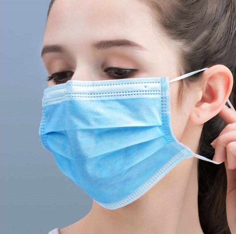 Klikk på bildet for å forstørre. 6. Tilbud på kirurgiske ansiktsmasker