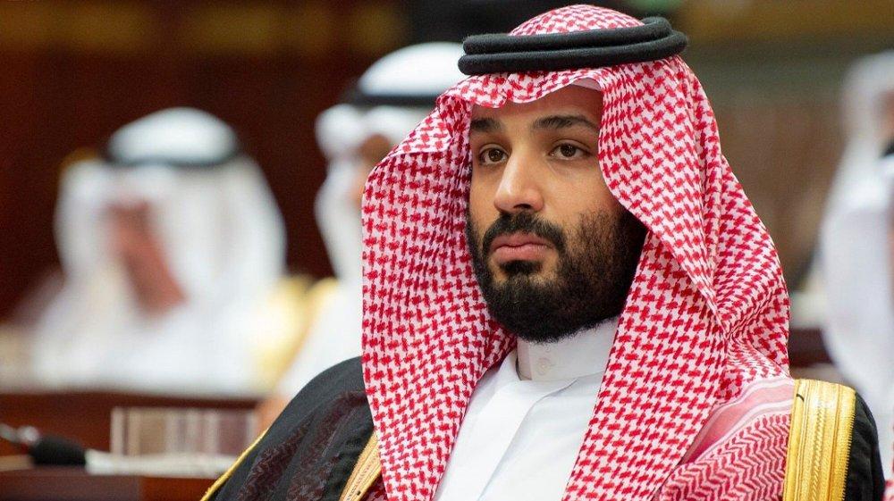 Klikk på bildet for å forstørre. NY EIER?: Kronprins Mohammed bin Salman ligger an til å ta over Newcastle.