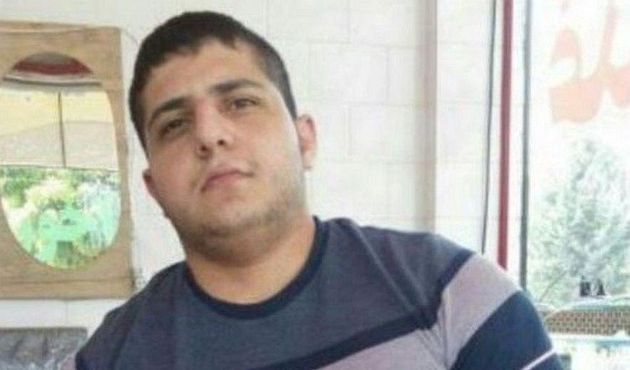 Klikk på bildet for å forstørre. Et udatert bilde av Shayan Saeedpour som ble henrettet denne uken.