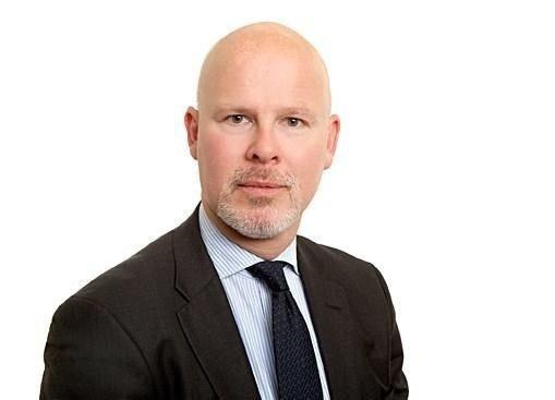 Klikk på bildet for å forstørre. Statssekretær Audun Halvorsen .