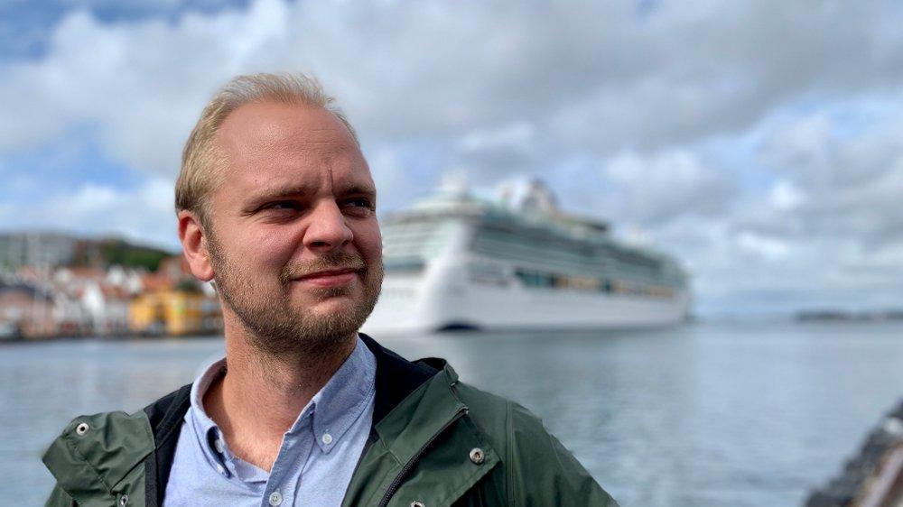 Klikk på bildet for å forstørre. Mímir Kristjánsson, Stavanger 20. august 2019