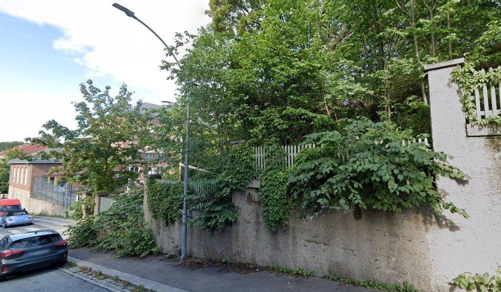 Klikk på bildet for å forstørre. Bolteløkka skole. Ny tomt