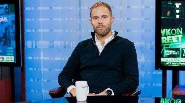 Klikk på bildet for å forstørre. Eigil Arff Tarjem er daglig leder i Defero. Foto: Preben Torgalsbøen/Hegnar Media.