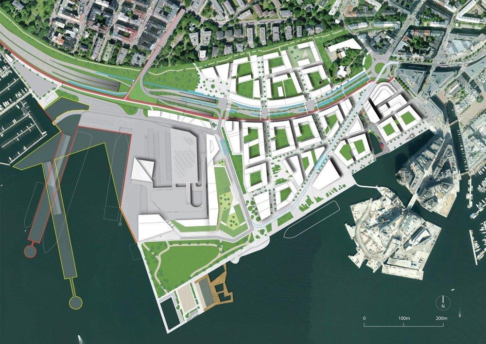 Klikk på bildet for å forstørre. Planene for Filipstad i Oslo.
