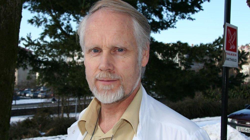 Klikk på bildet for å forstørre. HYPOKONDERLEGEN: - Det meste i livet er uforutsigbart, sier Ingvard Wilhelmsen.
