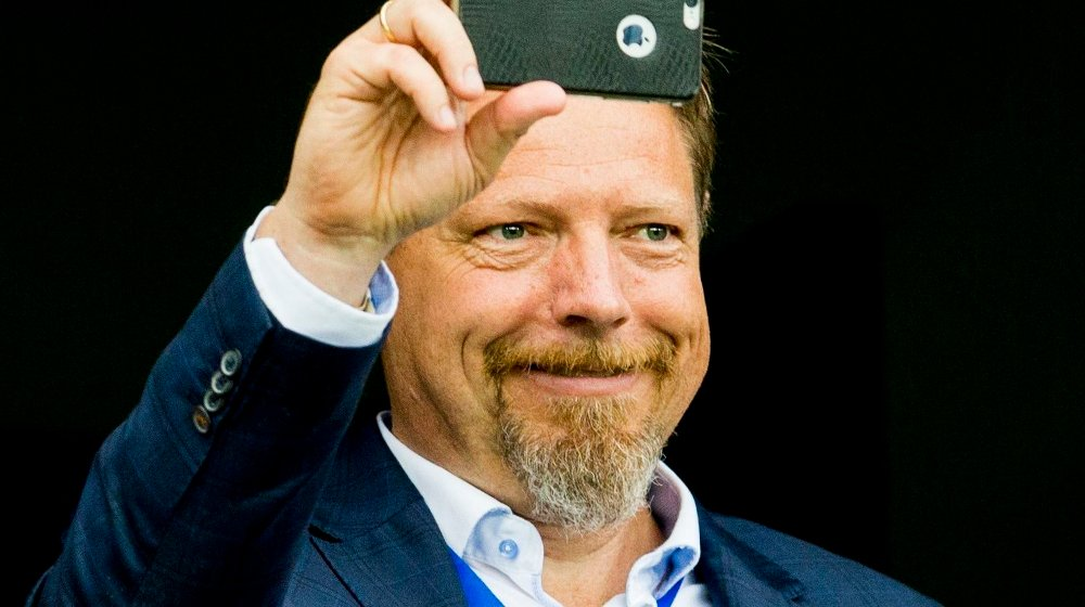 Klikk på bildet for å forstørre. KORTFATTET: Erik Espeseth, daglig leder i Vålerenga fotball.