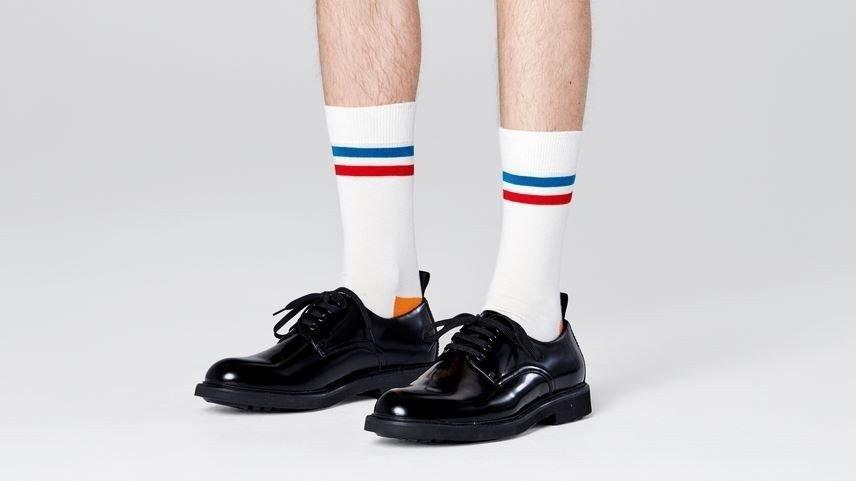 Klikk på bildet for å forstørre. happy socks