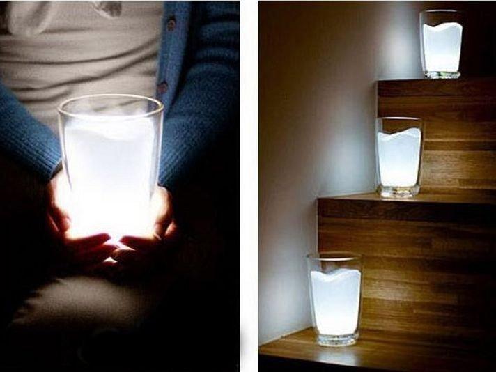 Klikk på bildet for å forstørre. melklys
