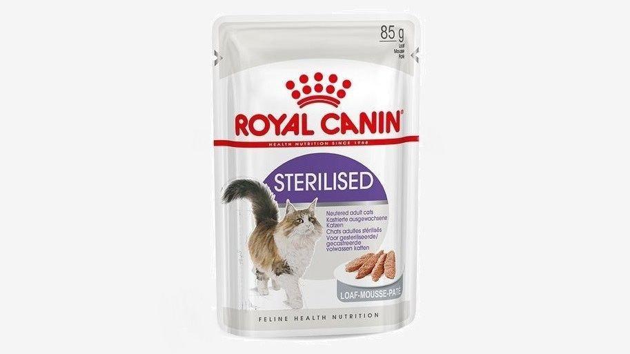 Klikk på bildet for å forstørre. Royal Canin Sterilised Loaf