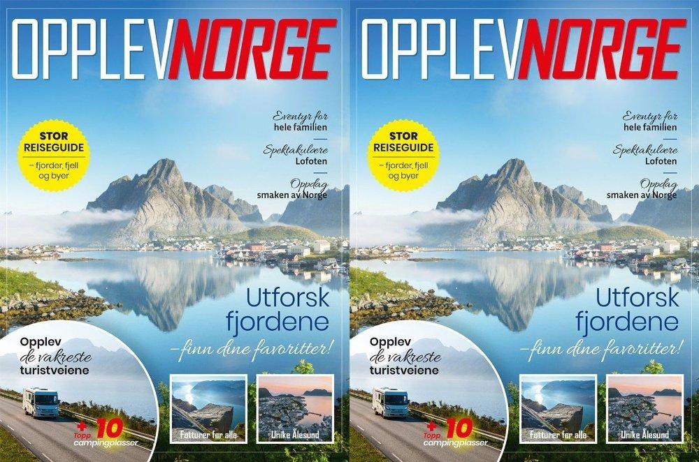 Klikk på bildet for å forstørre. opplev norge