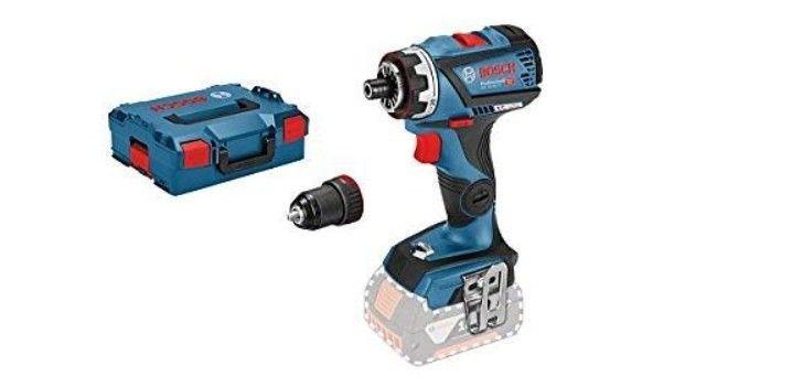 Klikk på bildet for å forstørre. 4. Bosch bor- og skrumaskin