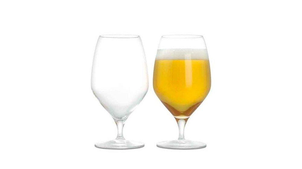 Klikk på bildet for å forstørre. ølglass