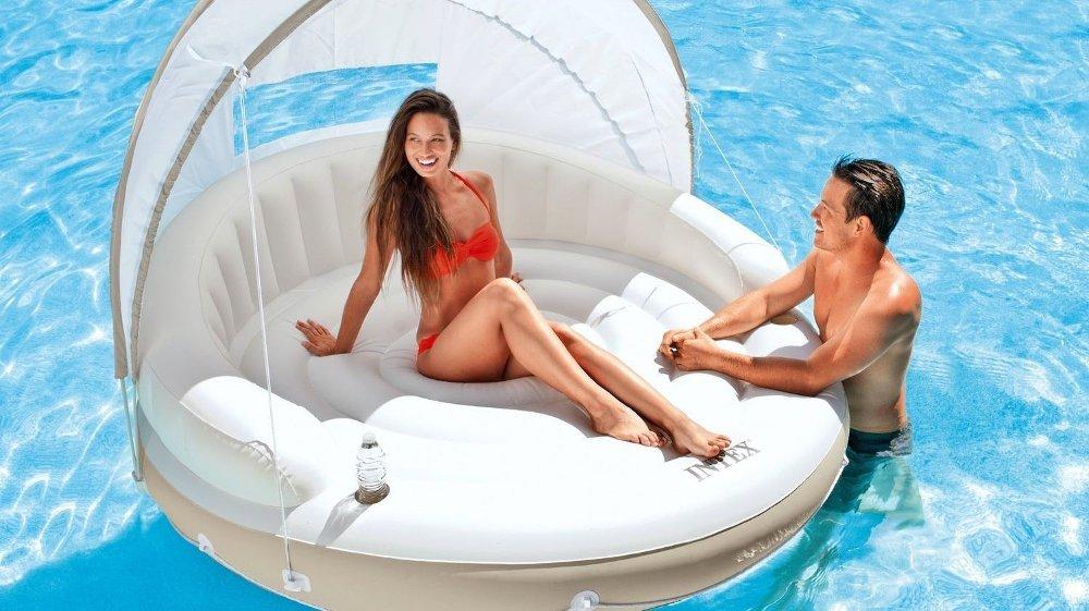 Klikk på bildet for å forstørre. badeøy