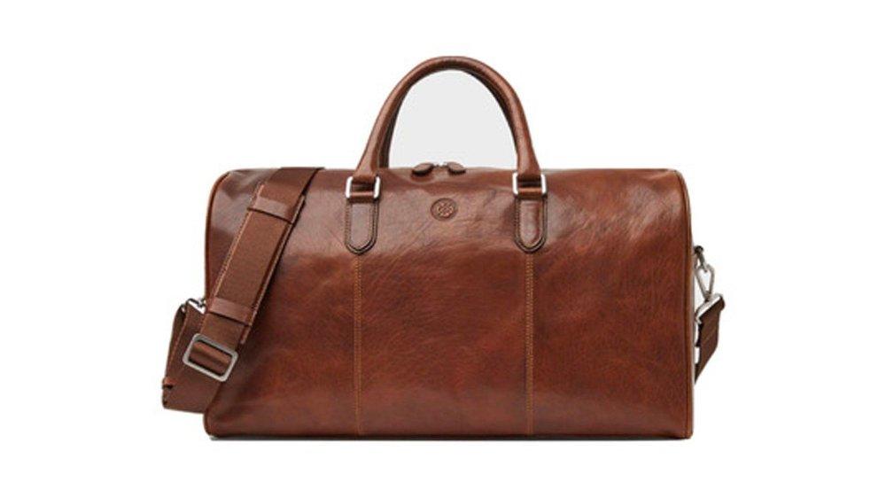 Klikk på bildet for å forstørre. weekendbag fra saddler